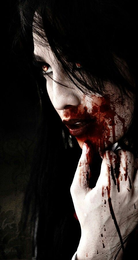 Let's hunt some prey again! I still hunger for more blood! Coming home cover in blood from head to toe! Dark lords Queen turns to him with her devilish look he knew what she was craving now she had her filled with blood! The Queen needed something more satisfying only he could give her❤️⭐️⭐️⭐️