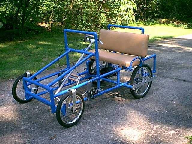 Build Your Own Golf Cart Kit >> Pin By Mckeeverjoseph On Golf Carts Pedal Cars Cars Bike