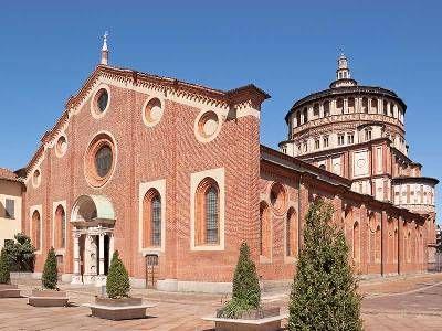 Considerato un vero e proprio gioiello architettonico, la Chiesa di Santa Maria delle Grazie è una tra le più belle chiese d`Italia e non solo.