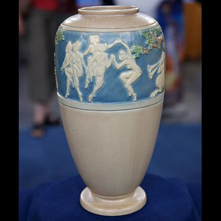 79 Best Images About Art Pottery On Pinterest Porcelain Vase Overlays And Cincinnati
