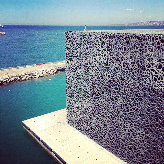 le Mucem, Marseille
