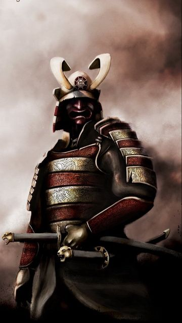 Japan Samurai Warrior