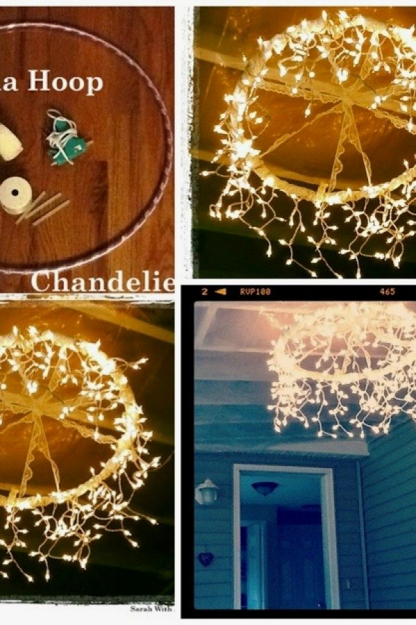 29 Creative Diy Lighting Fixture Designs You Can Do Yourself For