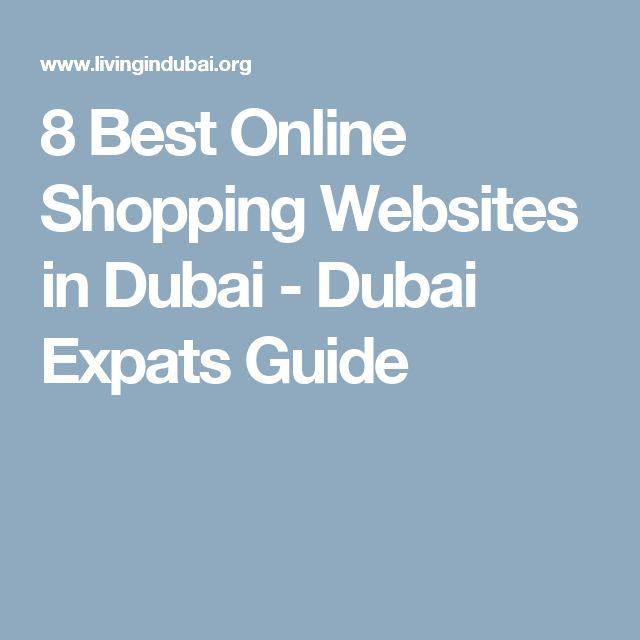 8 Best Online Shopping Websites in Dubai - Dubai Expats Guide