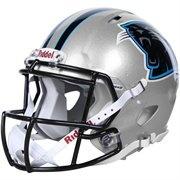 Riddell Carolina Panthers Revolution Speed Full-Size Authentic Football Helmet I want one :) #UltimateTailgate #Fanatics