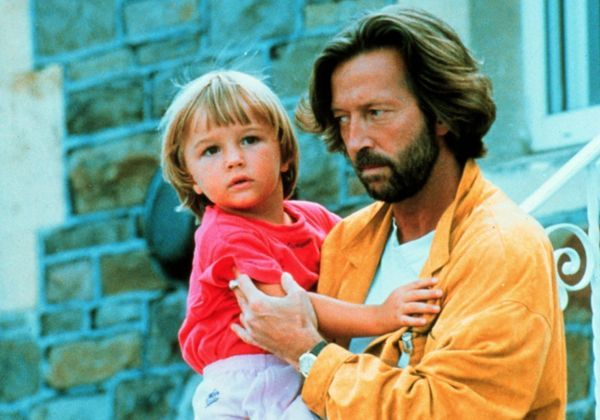eric clapton and son connor - Google Search