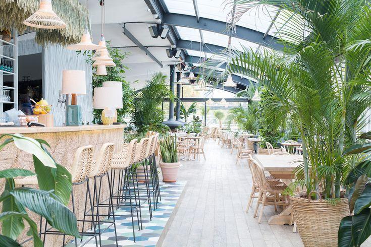 Polpo bar brasserie sea food par Laura Gonzalez