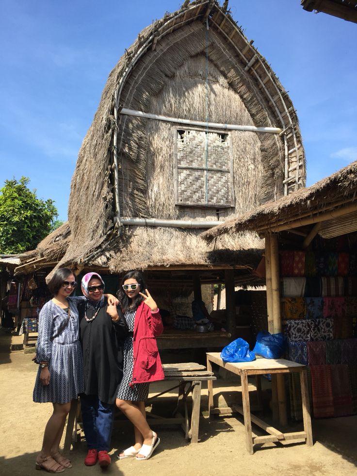 Rumah Suku Sasak, Desa Sade, Lombok