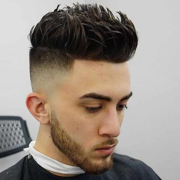 The High Blur Hair Style Can Supplement All The Best Men S Haircuts Smooth And Current The High Blu Mens Haircuts Fade High Fade Haircut Faux Hawk Hairstyles