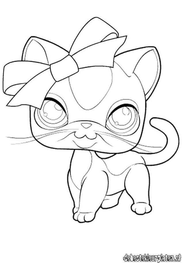 Littlest pet shop kleurplaat littlestpetshop13 quotes - Coloriage lps ...