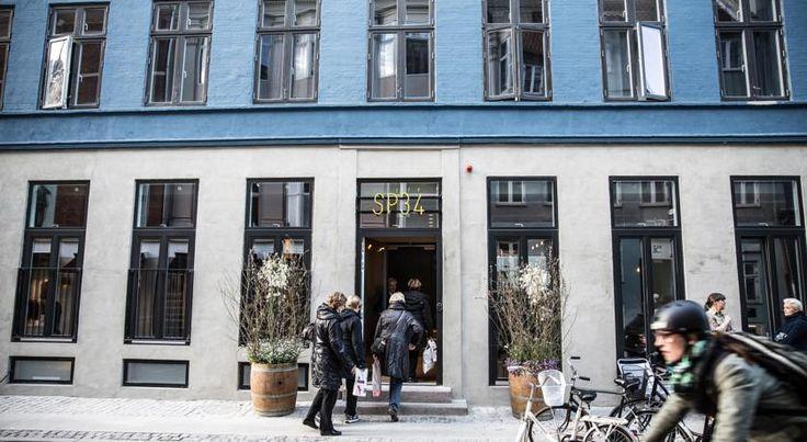 泊ってみたいホテル・HOTEL|デンマーク>コペンハーゲン>市庁舎広場とコペンハーゲンの歩行者通りストロイエから300mに位置するモダンなブティックホテル>ホテル SP34(Hotel SP34)