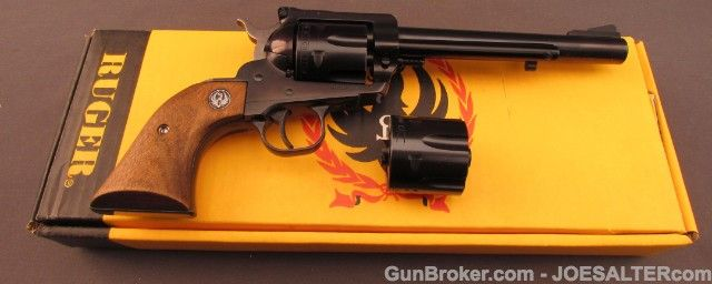 Ruger Blackhawk 32-20 / 32 H&R Convertible Buckeye Special