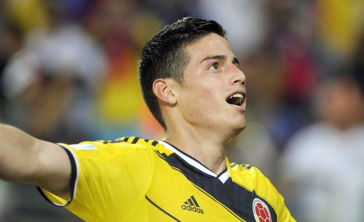 Cablenoticias | James Rodríguez, máximo goleador de Colombia en los Mundiales