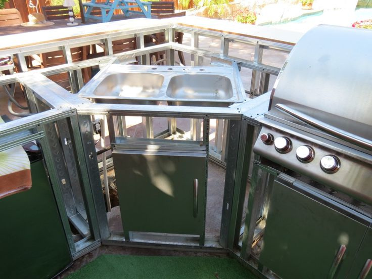 ... All Of Your BBQ Island Needs And Manufacture Of Industry Leading DIY  Island Frame Kits. With The Help Of DIY BBQ You Can Build A Custom Outdoor  Kitchen ...