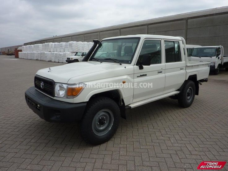Toyota Land Cruiser 79 Pick up 4.2L HZJ 79 Double cabin ABS-AB 4X4 (to sale) https://www.transautomobile.com/en/export-toyota-land-cruiser-79-pick-up/381?PI