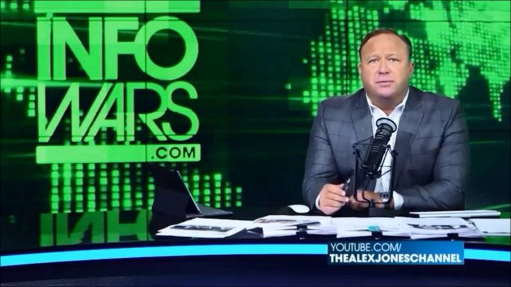 ALEX JONES : OBAMA & HILLARY CREATED AND FUNDED ISIS/ ISIL = FACT