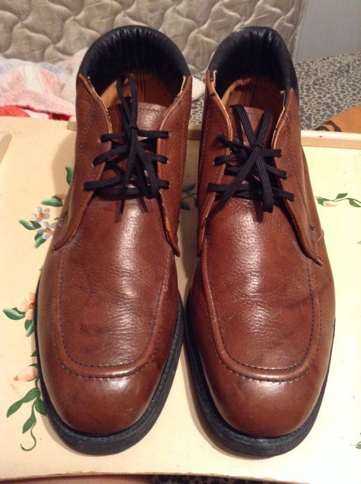 Vintage Red Wing Chukka Boots #2216 Size 8 1/2 3E Steel/Hard Toe #RedWing #Boots