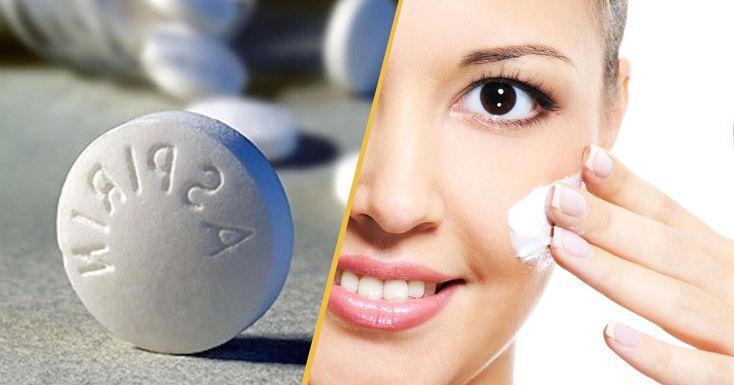 Peeling do twarzy z aspiryny, który musisz wypróbować i zadbać o swoją skórę
