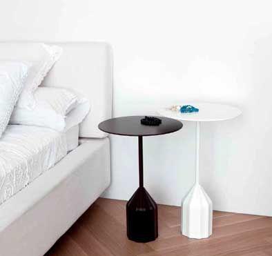 Tavolino Burin - design Patricia Urquiola - Viccarbe