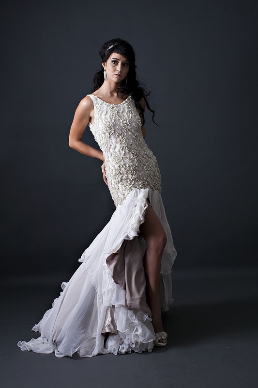 F Wilson Fashion Design | View | Image Gallery | Bridal Couture Photo Shoots