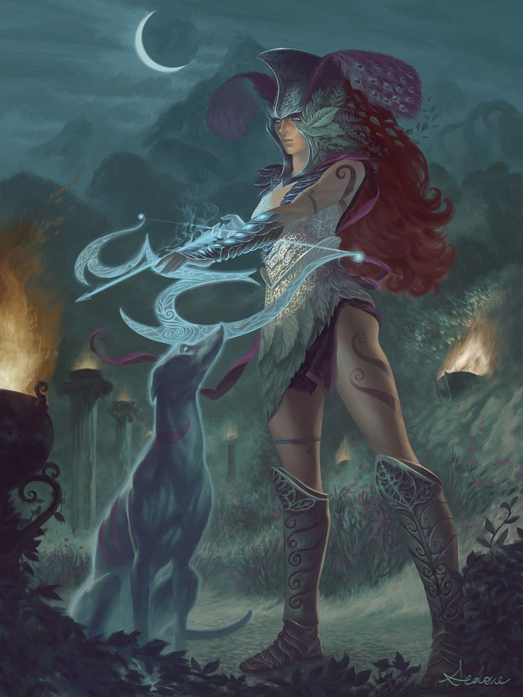 Artemis-Advanced by sedone.deviantart.com on @deviantART ...