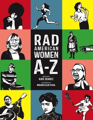 Celebrate Women's History Month with RAD American Women