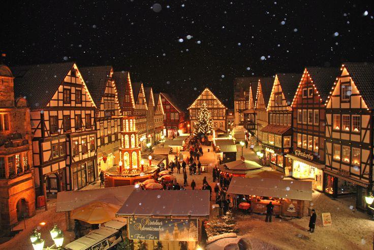 Adventszauber in Rinteln - Stadt an der Weser © Stadtverwaltung Rinteln