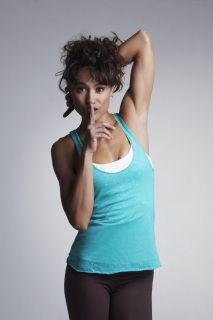 This tank is perfect on the mat, off the mat, and everywhere in between. Layer it over a sports bra for your practice or a cami when you're out on the town. Soft and lightweight. Colour: Aqua Green. 100% Cotton.