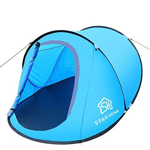 STAR HOME Instant Pop up Camping Tents Seconds Tent -- Check this awesome item shown here  : Hiking tents