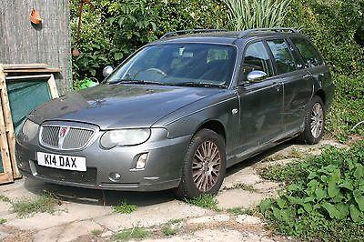 eBay: Rover 75 CDTI Tourer - Spares or Repair with cherished plate #carparts #carrepair ukdeals.rssdata.net