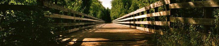 Wooden Bridge, UP of Michigan