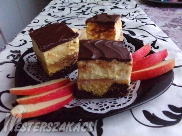 Olga almás recept