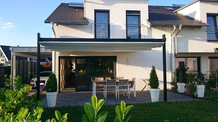 Sonnen- und Regenschutzdach www.scaffidi.de