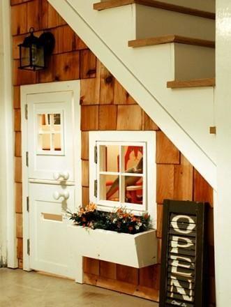 #stairs #playroom #decor #design #ideas #home #kids #children #creative #play