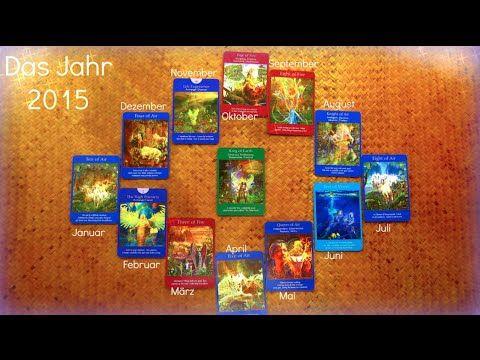 Dein Engel Tarot Reading 2015 - die Jahresvorschau für das Jahr 2015