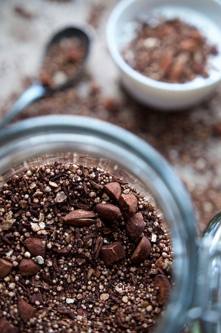 Rezept für Schoko Crunch ohne Zucker, blitzschnell gemacht. – #blitzschnell #cr… 533506238a5233448e1c0f2a1df3813b