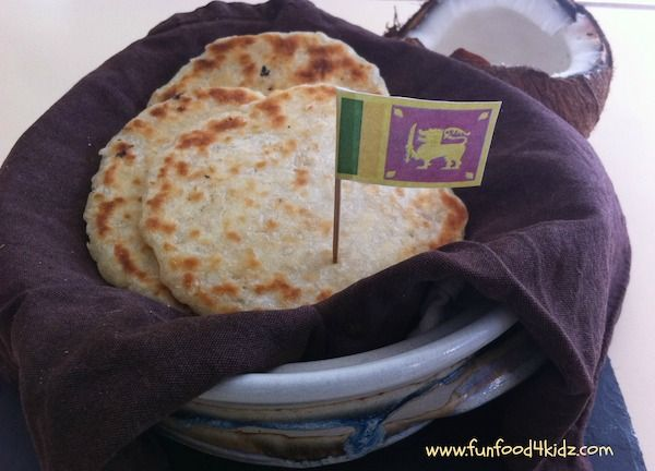 Around the World in 18 Breakfasts, Week 7: Sri Lanka – Coconut roti