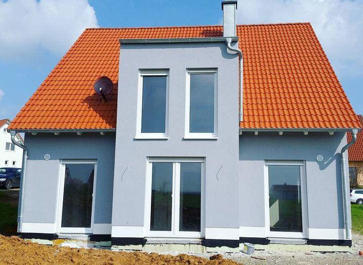 Fassadenfarbe Grau   Bebcecac