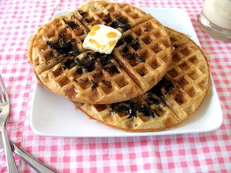 More like this: vegan waffles , waffles and vegans .
