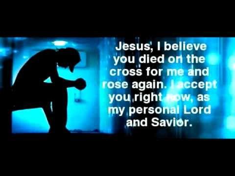 Salvation Prayer ~ by MC RISK