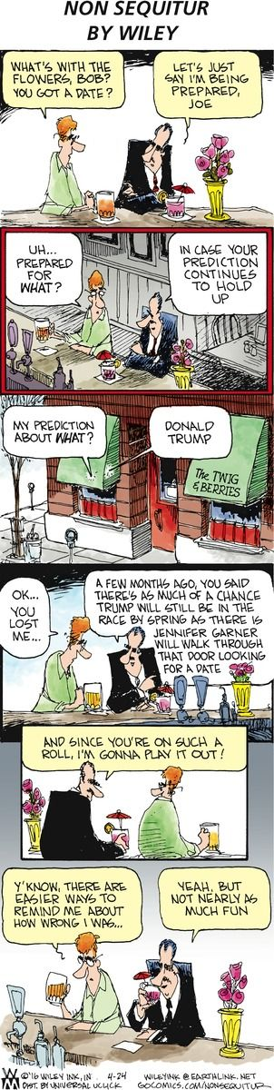Non Sequitur strip for April 24, 2016