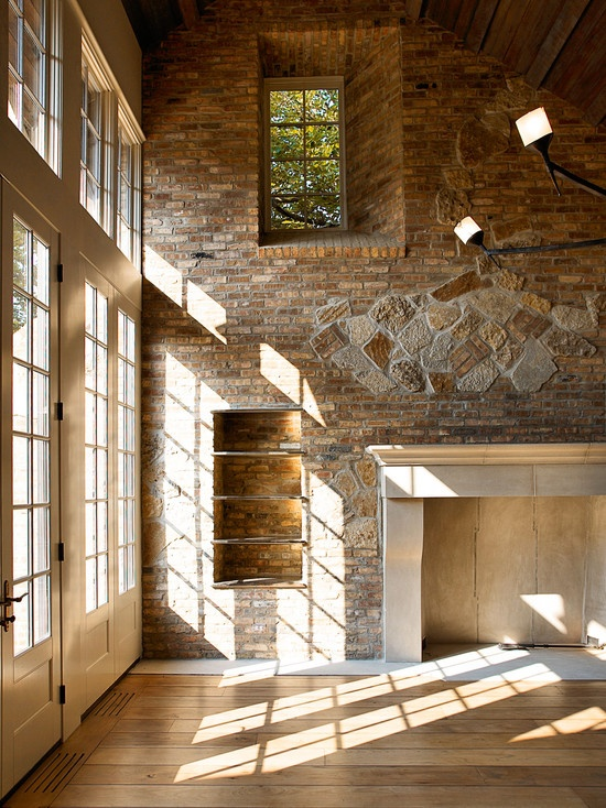 21 Best Images About Brick Thin Brick Interior Walls On Pinterest Industrial Interior Brick