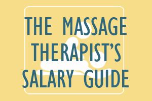 The Massage Therapist's Salary Guide Massage therapists treat clients by using touch to manipulate the soft-tissue muscles of the body. With their touch, therapists relieve pain, help rehabilitate injuries, improve circulation, relieve stress, increase relaxation, and aid in the general wellness of clients. http://www.mometrix.com/blog/the-massage-therapists-salary-guide/