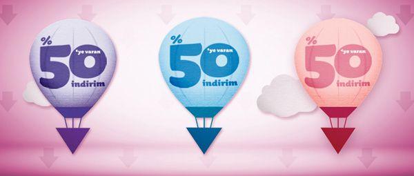 AYAKKABI DÜNYASI' nda yüzlerce ürün ve markada %50' ye varan İNDİRİM başladı! Stoklar tükenmeden acele edin! http://www.ayakkabidunyasi.com.tr/Page/ad_club_islemleri/P_indirim/46