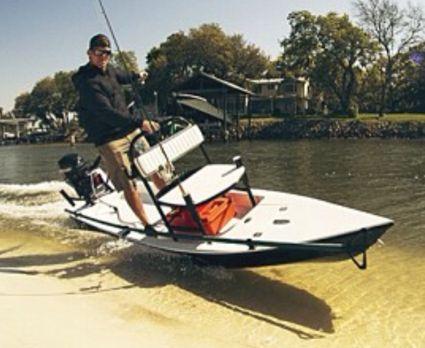 Ambush skiff micro skiff fishing pinterest boating for Fish camping boat