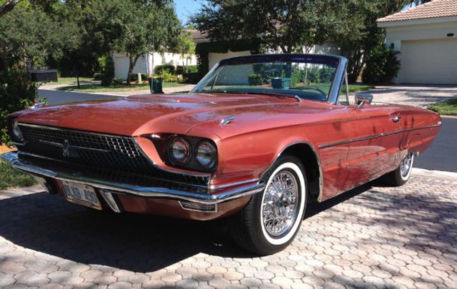 538 best images about ford thunderbirds 64 65 66 on pinterest ford thunderbird birds and. Black Bedroom Furniture Sets. Home Design Ideas