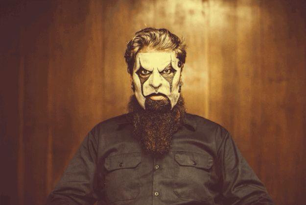 Jim Root #4 new mask   Slipknot   Pinterest   Jim o'rourke ...