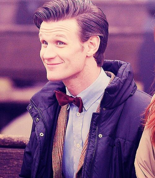 I love his smile. 😍