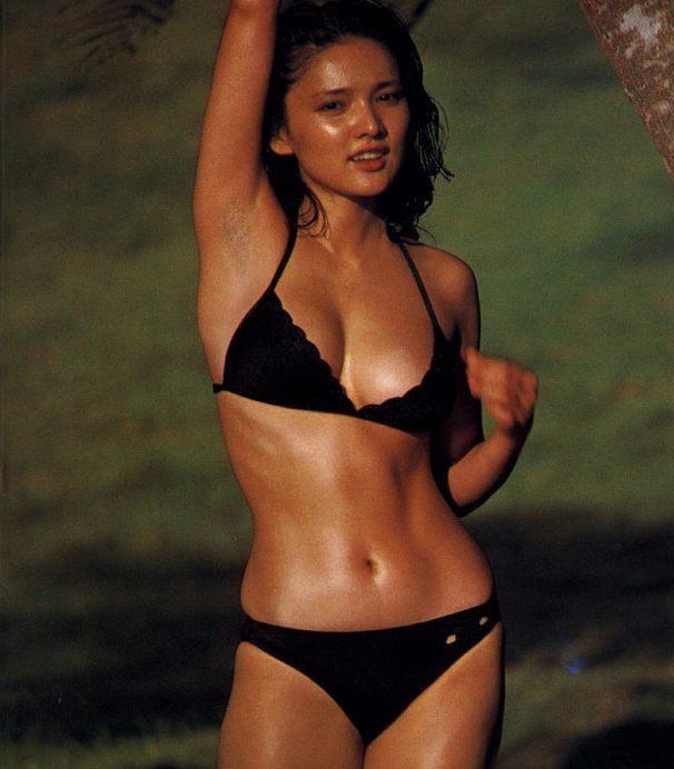 水沢アキ ジョリ腋画像57   水沢アキ, 芸能人 水着, 水着