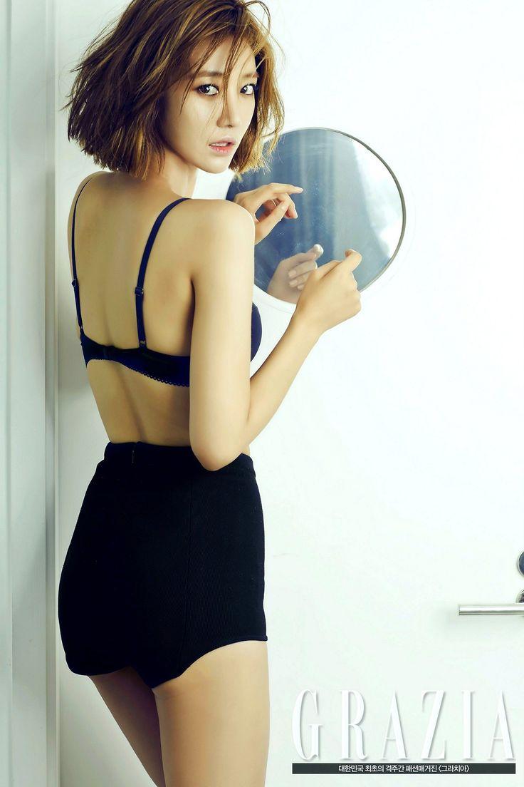 Go Joon-hee // Grazia Korea // September 2013